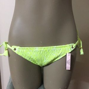Victoria's Secret Side Tie Bikini Bottom